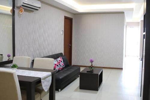 Thamrin Residence 2Bedrooms & 2bathrooms, Central Jakarta