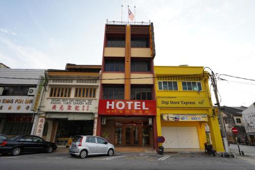 Hotel Fully Well Kampar, Kinta