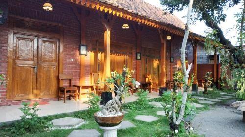 Dapur ethnic guesthouse, Bantul