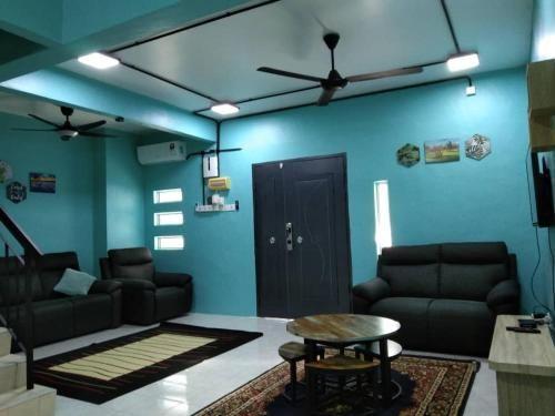 The Handz House II with WIFI - For family or same gender only, Seberang Perai Utara