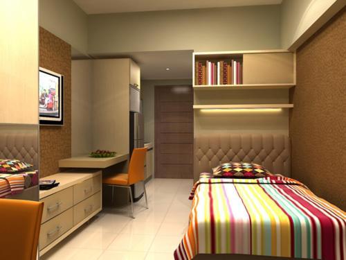 Pesan Room Green Pramuka City Apartemen Thanks, Central Jakarta