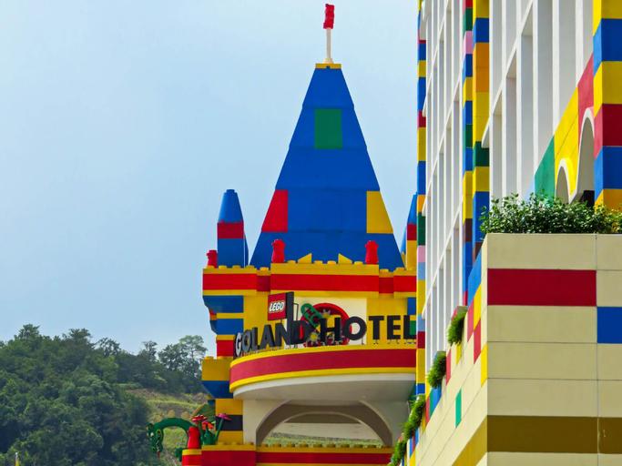 美蒂尼 乐高乐园 HIJAUAN @Medini Legoland, Johor Bahru
