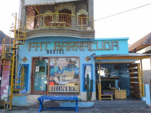 Fat Barracuda Hostel, Karangasem