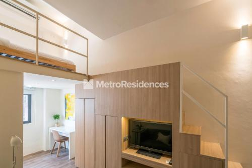 South Buona Vista Loft Studio Suites Serviced Apartment (Staycation Approved), Queenstown
