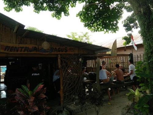 Mentawai Bagus local homstay, Kepulauan Mentawai