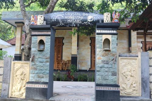 Crystal Bay Masari Homestay, Klungkung