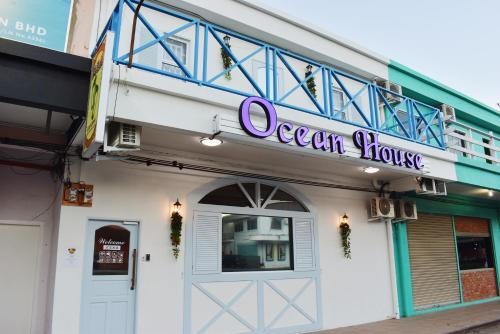 Ocean House, Semporna