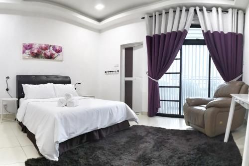 Teratak Persona Homestay. 4 rooms double storey terrace in Kuantan City., Kuantan