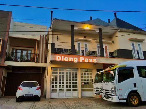 Diengpass & Dienghill Hotel, Wonosobo