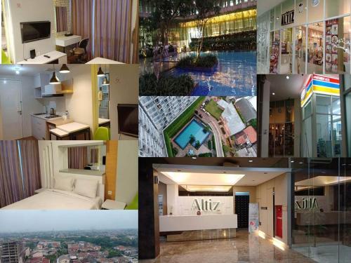 Pays Rooms, Altiz Appartemen, Tangerang Selatan
