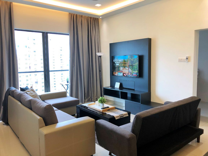 Urban Relax Home 3R3B for 8 pax in Kuala Lumpur, Kuala Lumpur