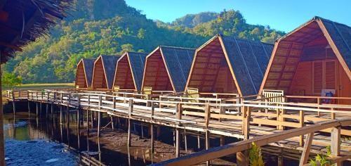 Rammang Rammang Eco Lodge, Maros