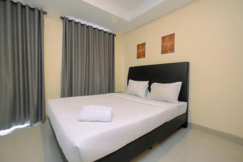 Studio Kebayoran Icon Apartment near Gandaria City Mall By Travelio, South Jakarta