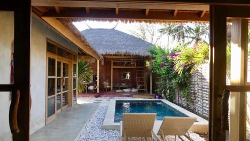 Villa Mandala, Lombok