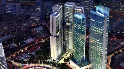 @Home, The Residence in Kuningan, Jakarta Selatan