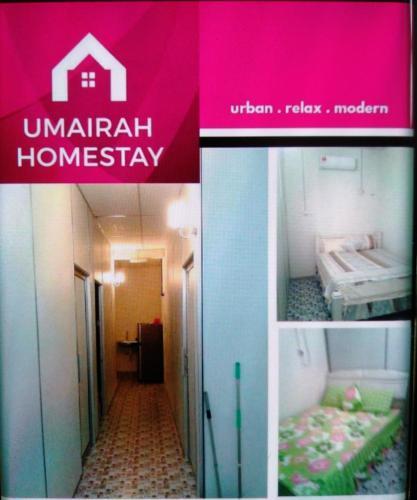 Umairah Homestay, Seberang Perai Utara