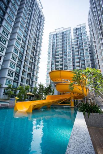 Parkland Residence VnV Luxury Suite @ malacca town, Kota Melaka