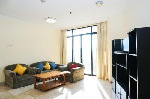 2BR with Pool View at Beverly Tower Apartment By Travelio, Jakarta Selatan