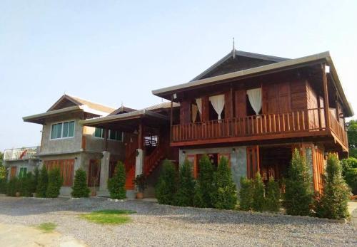 เฮือนฮอมคำโฮมสเตย์(Huanhomkham homestay), San Pa Tong
