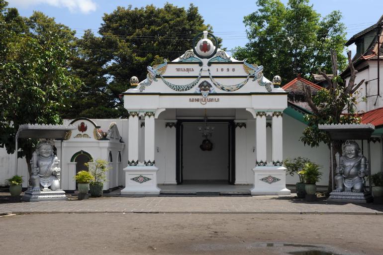 Laura's Backpacker 523, Yogyakarta