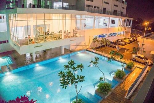 Nabiha Suites 4 Bedroom @ Bangi, Hulu Langat