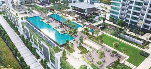 【Home near Puteri Harbour】2BR❖Seaview❖Green View near Singapore, Johor Bahru