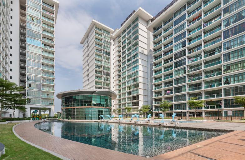 Palazio Serviced Apartment by JK Home, Johor Bahru