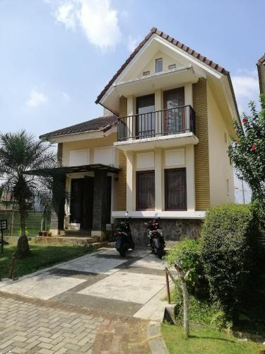 Villa kota bunga N8, Cianjur