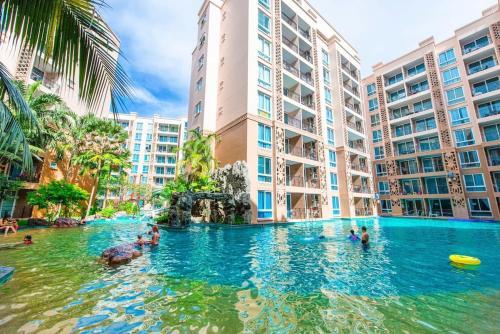 Atlantis Condo Resort Jomtien TLH, Pattaya
