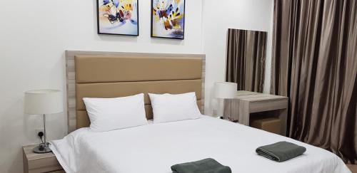 Luxury Suites Encorp Marina Puteri Harbour, Johor Bahru