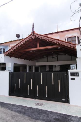 Kz-COZY Homestay@D.Cemerlang, Johor Bahru