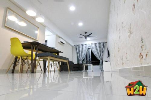 H2H - Perfect Stay @ Majestic Ipoh (9 Guests), Kinta