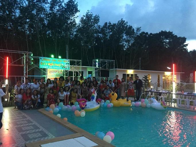 Pool House Lansaka, Lan Saka