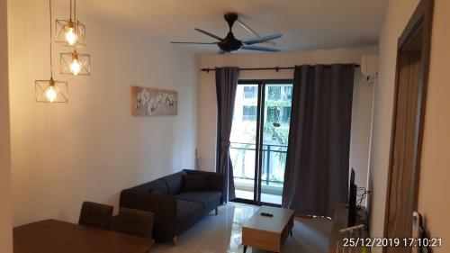 Garden Side Studio 2bed, Forest City Johor, Johor Bahru