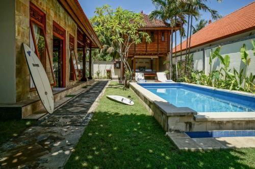Villa Puaji, Klungkung