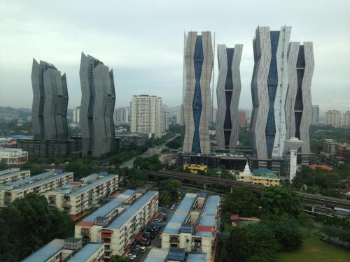 Rafflesia Condominium, Kuala Lumpur