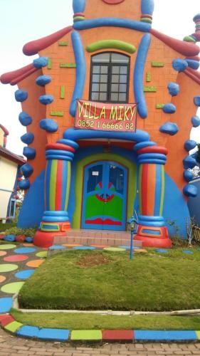 Villa Miky Kota Bunga Puncak Cianjur Bogor, Cianjur