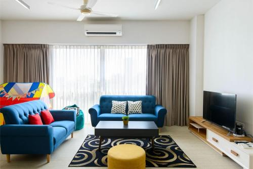 By The Sea Beach Front Apartment, Pulau Penang
