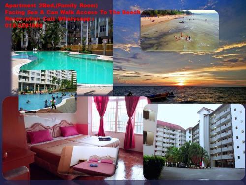Ocean view resort Fy resident, Port Dickson