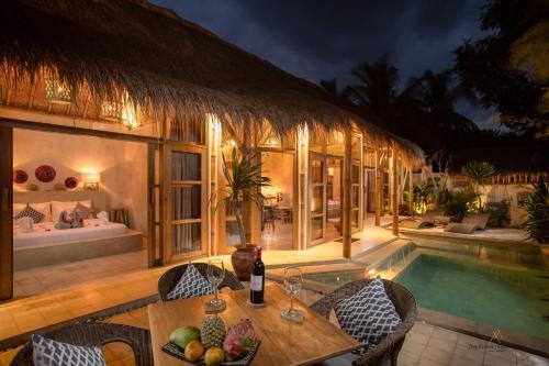 Bambu Hideaway Villa, Lombok