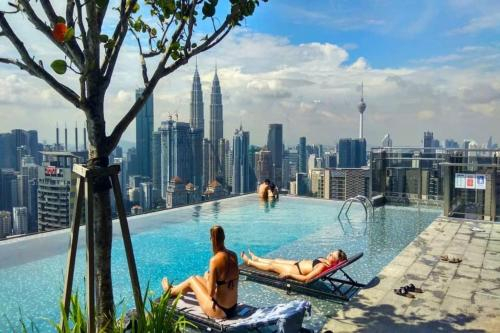 Best Deluxe Suite near KLCC, Kuala Lumpur