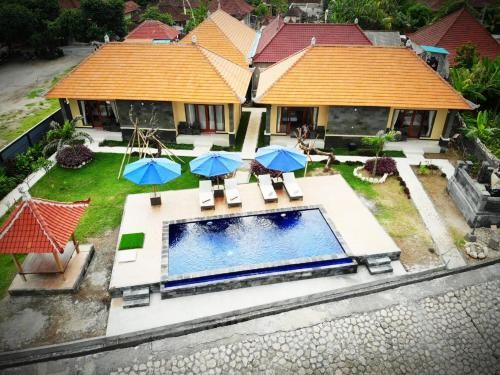 Cave Beach Bungalow, Klungkung