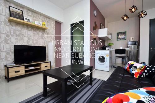 Urban Spacioue Modern Home@Subang, Kuala Lumpur