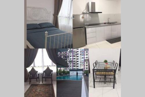 The Heights Residence Homestay, Kota Melaka