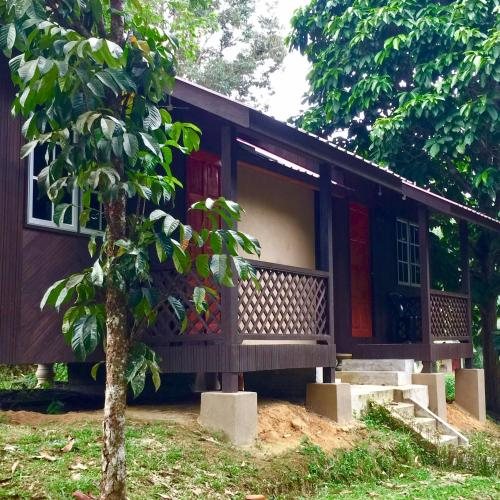 Lang Buana Eco Park, Jerantut