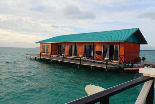 Maglami-lami Water House, Semporna