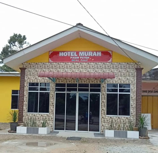 Hotel Murah Pasir Puteh, Pasir Putih