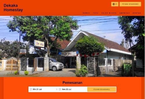 Dekaka Homestay, Malang