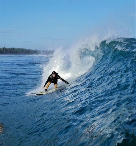Sumatra Surf Resort, West Lampung