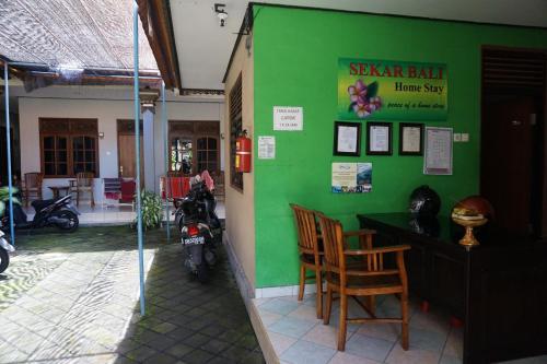 Sekar Bali homestay, Badung